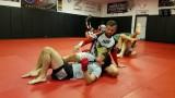 Sucka' Arm Drag vs Deep Half – Brandon Quick