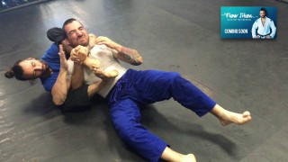 The Kraken Choke from the back! – Mike Bidwell
