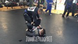 Triangle Choke from DLR Guard – Kent Peters
