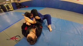 50 / 50 Entry to Heel-Hook – Mike Bidwell