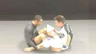 Ashi position control drill –  Javier Vazquez