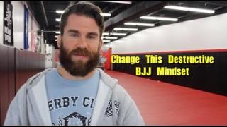 Change This Destructive BJJ Mindset – Nick Albin
