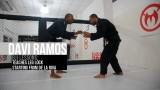 Davi Ramos teaches a leg lock From DLR