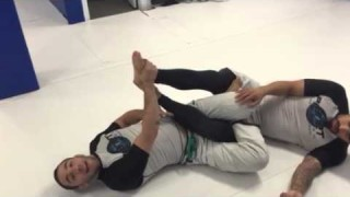Double Achilles to Toe Hold – Denny Prokopos