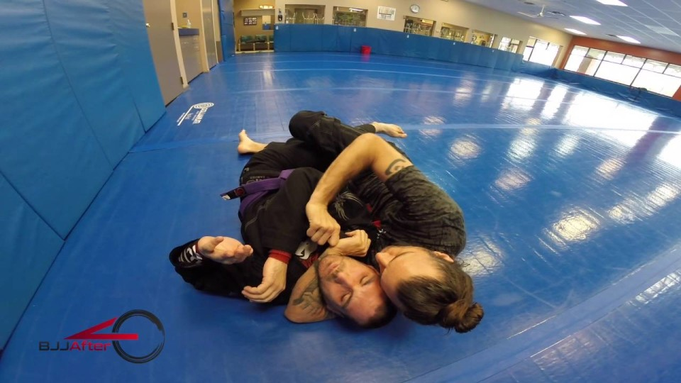 Final Part Of Inventive Back Attacks – Mike Bidwell