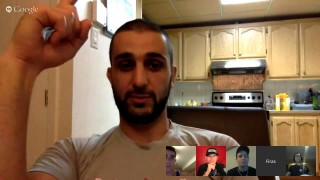 Firas Zahabi Talks Strength And Conditioning