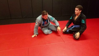 Granby Roll Escape vs Omoplata – Brandon Quick