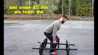 Improve Grip Strength with Strength Training – Nick Albin