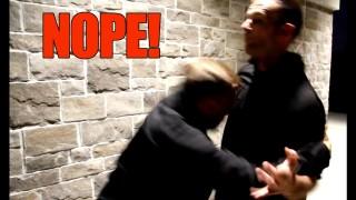 Jiu-Jitsu Sucker Punch Defense – Eli Knight