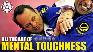 MENTAL TOUGHNESS: BJJ Competition vs Self Defence