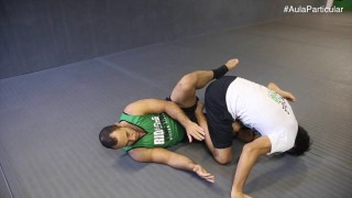 Milton Vieira Teaches Opening The Close Guard And Going Straight Into Leglock