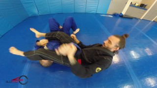More Armbar Escapes – Mike Bidwell