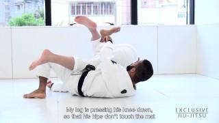 One Leg to the Back – Bruno Malfacine
