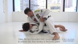 Sweep to Guard Pass to Mount Sequence – Murilo Bustamante