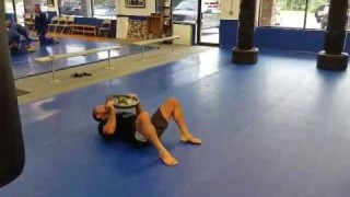 Tom DeBlass Post-Class Conditioning Workout