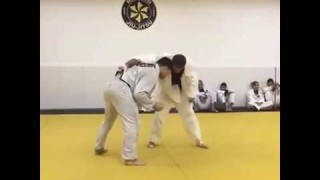 Travis Stevens randori at University of Jiu-Jitsu