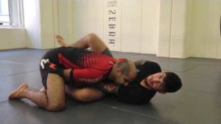 Triangle From Z Guard/Knee Shield by Dillon Danis & Bernardo Faria