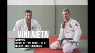 Vini Aieta Talks competitive BJJ and benefits the gentle art can bring to all