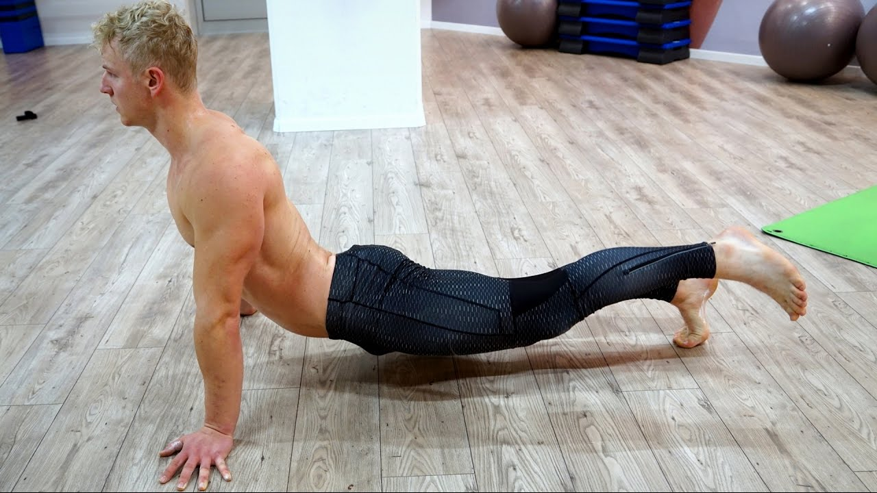 14 Arched Back Mobility Drills