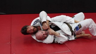 3 BJJ Chokes From Back Mount when Opponent Escapes