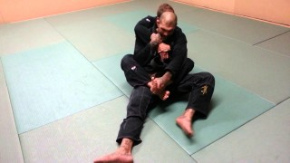 3 leg locks when opponent has your back – Jaime Jara