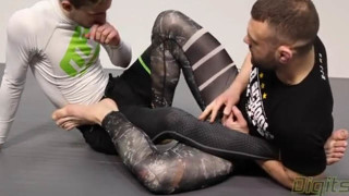 Footlock instructional: Countering basic escape – Aca Rajacic
