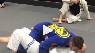 Half Guard Pass With An Unexpected Lapel Choke – BJJ United