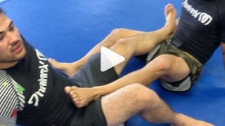 Awesome LegLock Counter To a Leglock! – Josh Hayden