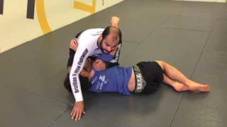 Adjusting The Side Mount Armbar- Bernardo Faria