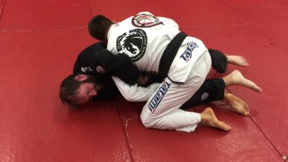 Amazingly Simple Way Of Escaping a Kimura
