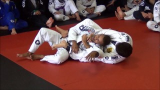 Arm Lock Options From The Back – Robson Moura