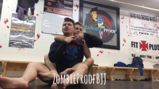 Back Escape to Deep Half Backtake – Kent Peters