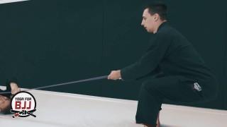 BJJ warmup Drill: Belt Puller!