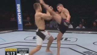 Diego Sanchez VS Marcin Held – UFC Fight Night