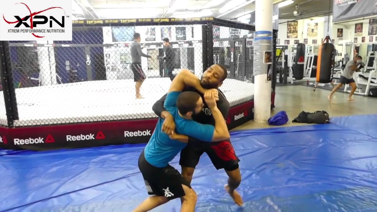 Firas Zahabi vs 6'4 Undefeated Welterweight
