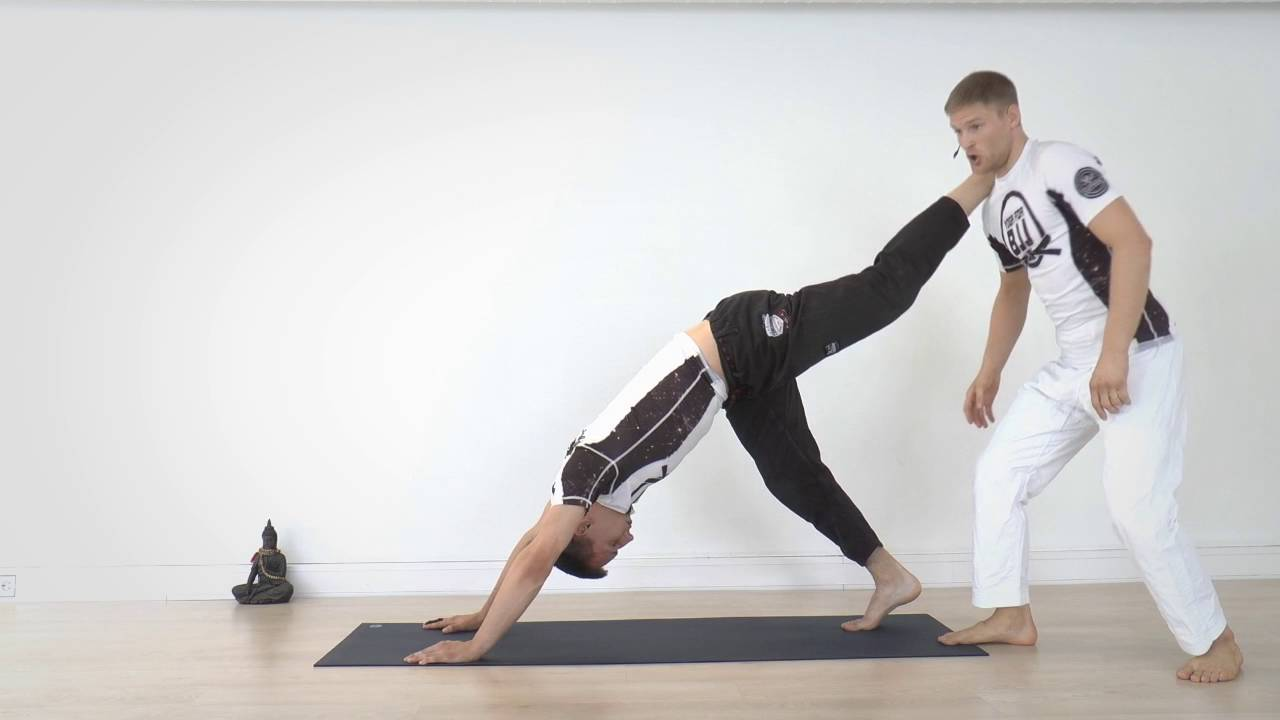 Handstands for people who can't do a handstand – Yoga for BJJ