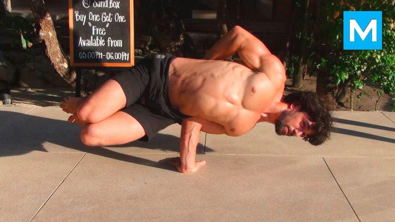 Ido Portal Workout & Combat Training