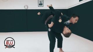 Judo for BJJ drill: The O-goshi Train!