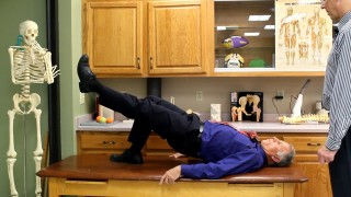 Lumbar Stabilization Exercises for Back Pain & Core Strength