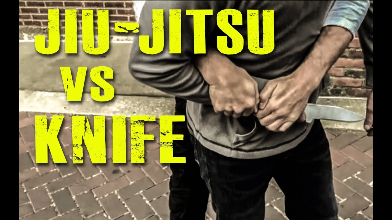 Street Jiu-Jitsu – Knife Defense- Eli Knight, Royce Gracie Black Belt