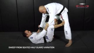 8 Essential Sweeps In Brazilian Jiu-Jitsu – Evolve University