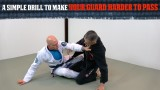 A Simple Drill to Make Your Guard Much Harder to Pass- Stephan Kesting