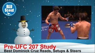 BJJ Scout: Best Dominick Cruz Reads, Setups & Steers (Pre-UFC 207 Study)