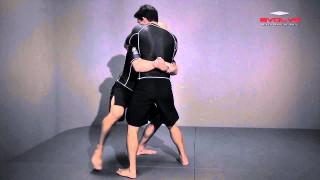 Body Lock To Knee Tap Finish – Evolve