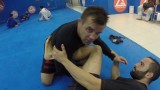 Invisible Toe Hold vs Knee Shield- Gustavo Ximu