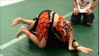 Little asian girl beats bigger, stronger, and trained boys in jiu jitsu!