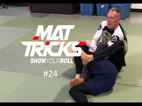 Pedro Sauer Black Belt Demonstrates Full Mount Pressure