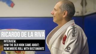 Ricardo de la Riva on creation of DLR hook & historic roll with Murilo Bustamante