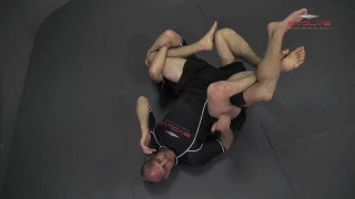 Shinya Aoki BRUTAL Banana Split Submission – Evolve University