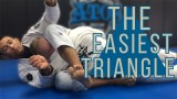 The Most Simple and Effective Triangle in BJJ – Dominique Bell